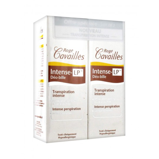 Rogé Cavaillès Déodorant Dermato Roll On Lot de 2 X 50ml