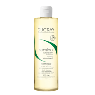 Ducray Sensinol Soothing Cleansing Oil 400 ml