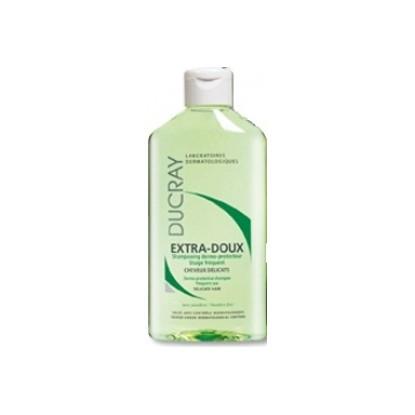 Ducray shampooing extra doux flacon 200ml