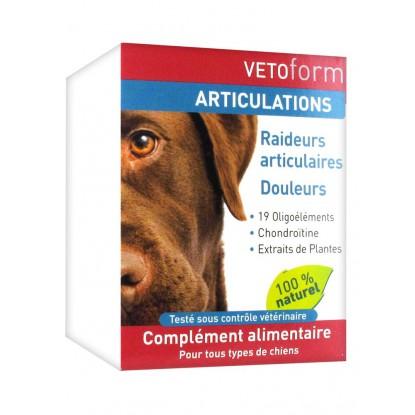 Vetoform Complément Articulations Chiens 100 g