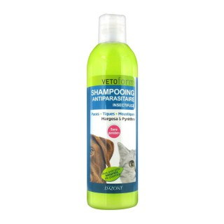 Vetoform Shampooing Antiparasitaire 250 ml