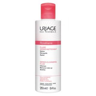 Uriage Roseliane Dermo Cleansing Fluid 250ml
