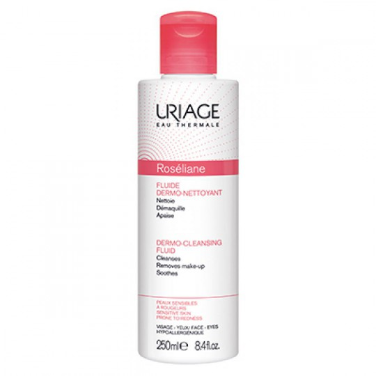 Uriage Roseliane Dermo Cleansing Fluid 250ml