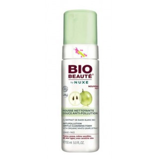 Nuxe Bio Mousse nettoyante anti pollution 150 ml