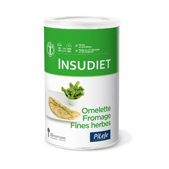 Insudiet Omelette Fromage Fines Herbes 300 g