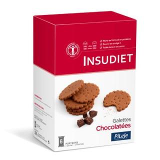 Insudiet Galettes Chocolatées 288 g