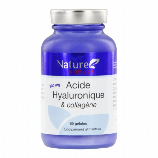 Nature Attitude Acide Hyaluronique 60 gél