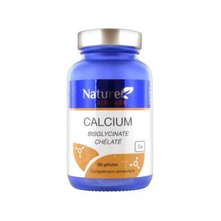 Nature Attitude Calcium Bisglycinate 60 Gélules