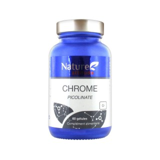 Nature Attitude Chrome Picolinate 60 Gélules