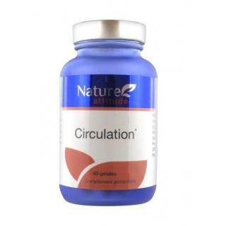 Nature Attitude Circulation 40 Gélules