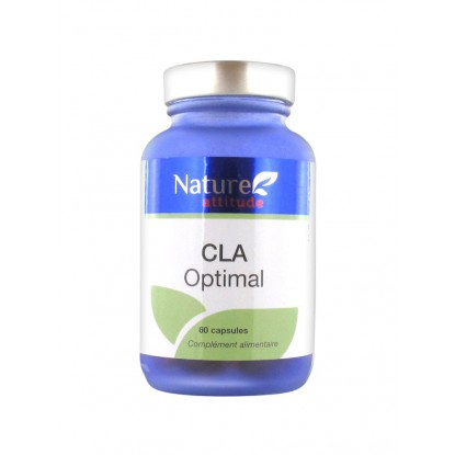 Nature Attitude CLA Optimal 60 Capsules