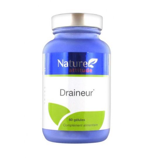 Nature Attitude Draineur 60 Gélules
