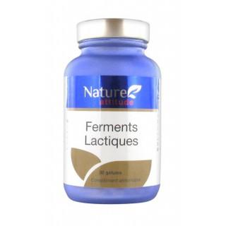 Nature Attitude Ferments Lactiques 30 Gélules