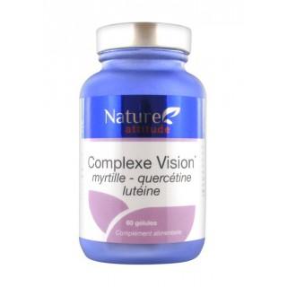 Nature Attitude Complexe Vision 60 Gélules
