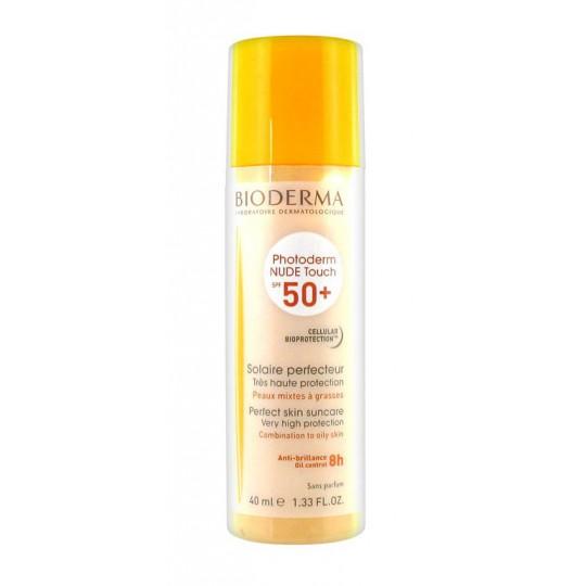 Bioderma Photoderm Nude Touch SPF 50+ Teinte Naturelle 40 ml