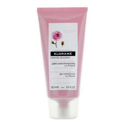 Klorane gelée après-shampooing à la pivoine 150 ml