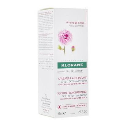 Klorane sérum SOS à la pivoine 65 ml