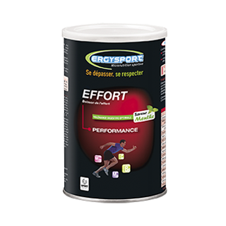 Ergysport Effort Performance Menthe 450g