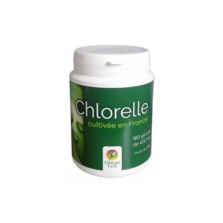 Flamant Vert Chlorelle 180 gélules