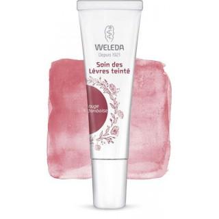 Weleda Soin des Lèvres Rouge Framboise 10 ml