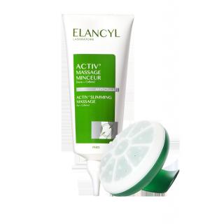 Elancyl Slim Massage anti cellulite Gant + soin
