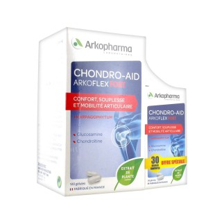 Arko Chondro-aid Fort 120+30 Gélules offertes