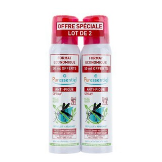 Puressentiel anti-pique Spray 2 x 200ml