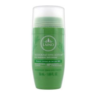 Laino Déodorant 24H Extrait de Thé Vert Bio 50 ml