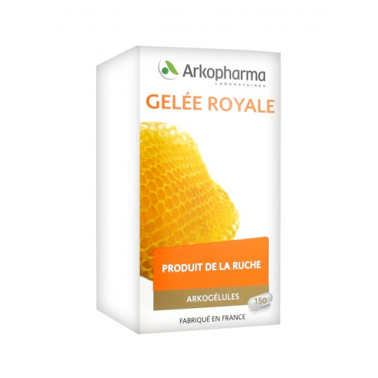 Arkogélule Fresh Royal Jelly 150
