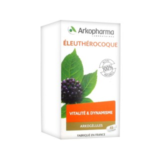Arkogelules Eleutherocoque 45 gelules