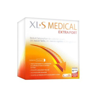 XLS Medical Extra Fort 40 Comprimés