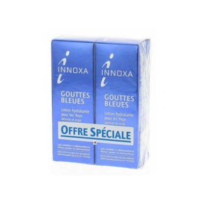 INNOXA Gouttes bleues 10 ml duo