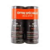 Nuxe Men Déodorant 24H Lot 2 x 50 ml