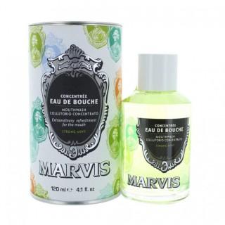 Marvis bain de bouche concentrée menthe forte 120ml
