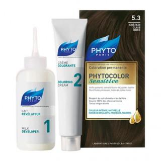 Phytocolor Sensitive - 5.3 châtain clair doré