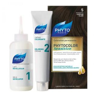 Phytocolor Sensitive - 5 châtain clair