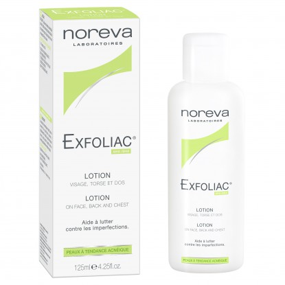 Exfoliac lotion 125 ml
