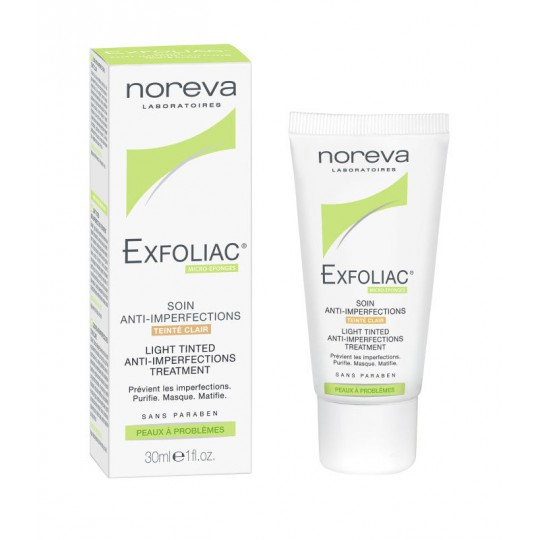 Noreva Exfoliac Light Tint 30ml
