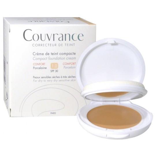 Avène Couvrance crème de teint confort SPF30 - 10g