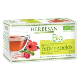 Herbesan infusion perte de poids N°15 - 20 sachets