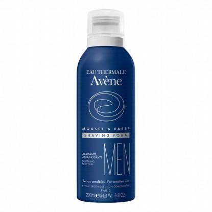 Avène mousse à raser homme apaisante - 50 ml