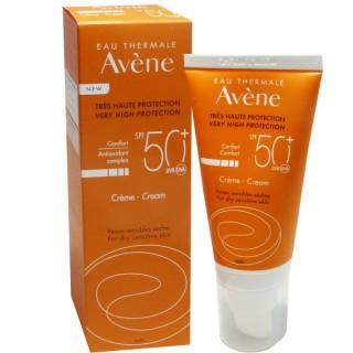 Avène crème solaire SPF50+ - 50ml