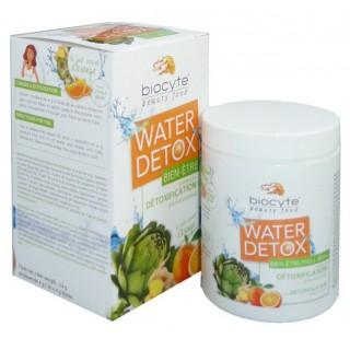 Biocyte Water détox bien-être - 28 doses de 4g