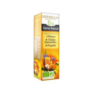 Herbesan spray buccal bio - 20ml