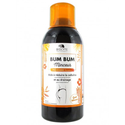 Biocyte Bum Bum minceur draineur - 500ml
