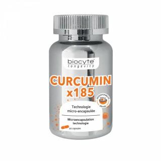 Biocyte Curcumin Forte x185 - 30 capsules