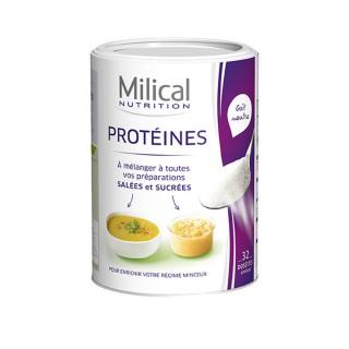 Milical protéines goût neutre - 400g