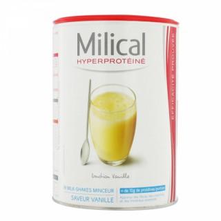 Milical Milk-shake hyperprotéinés vanille - 18 sachets