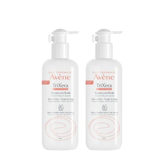 Avène Trixéra Nutrition baume nutri-fluide - Lot de 2 x 400ml