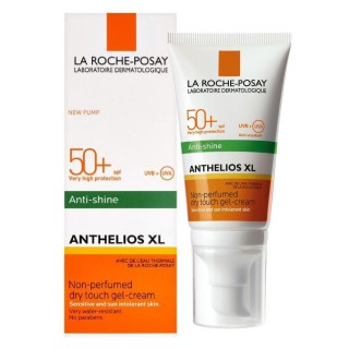 La Roche Posay Anthelios gel-crème toucher sec anti-brillance SPF50+ - 50ml